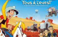 Путешествие на запад / Tous à l'Ouest: Une aventure de Lucky Luke (2007) HDRip-AVC | P