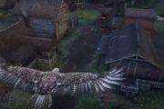 Моддер сделал из Red Dead Redemption 2 симулятор птицы и облетел весь мир игры