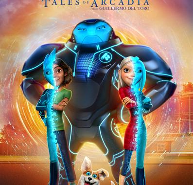 Трое с небес: Истории Аркадии / 3 Below: Tales of Arcadia [S02] (2019) WEB-DL 1080p | Пифагор