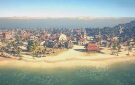 gamescom 2019: путешествие бочонка с ромом в анонсе Port Royale 4