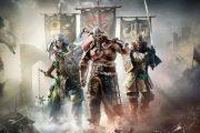 Ubisoft начала бесплатную раздачу For Honor и запустила распродажу в честь gamescom 2019