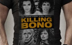 Убить Боно / Killing Bono (2011) BDRip 1080p | P