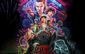 Очень странные дела / Stranger Things [S03] (2019) WEB-DL 1080p | NewStudio