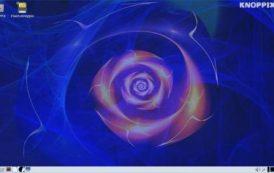 ВышелKNOPPIX 8.6— быстрая загрузка,Tor Browser и запуск в контейнере