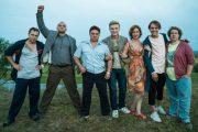 Москвичи Вячеслав Чепурченко, Вадим Дубровин и Павел Комаров попадают в глухую деревню