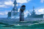 Wargaming представила три первые нации World of Warships, которые получат подводные лодки