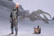 Блогер прошел The Elder Scrolls V: Skyrim, применяя только факел, суп и исцеление