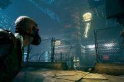 5 минут игрового процесса киберпанкового экшена Ghostrunner