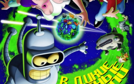 Футурама: В дикую зелёную даль / Futurama: Into the Wild Green Yonder (2009) BDRip 1080p от ExKinoRay | P