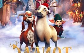 Эллиот / Elliot the Littlest Reindeer (2018) WEB-DLRip 720p от SuperMin | D | iTunes