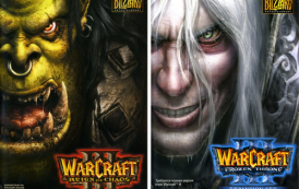 Warcraft 3: Reign of Chaos + The Frozen Throne [1.31.1] (2002-2003) PC   Repack