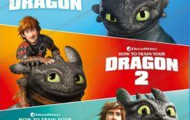 Как приручить дракона: Трилогия / How to Train Your Dragon: Trilogy (2010-2019) BDRip-HEVC 1080p от Skywalker