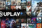 Сервис подписок на игры Uplay+ от Ubisoft уже доступен