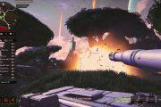 9 минут игрового процесса масштабной королевской битвы PlanetSide Arena