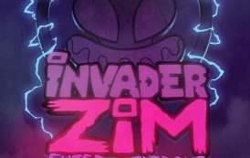 Захватчик ЗИМ: Вход во Флорпус / Invader ZIM: Enter the Florpus (2019) WEB-DL 1080p | Sub