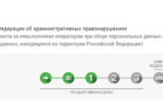 Госдума поддержала законопроект об увеличении штрафов за отказ размещать данные россиян на российских серверах