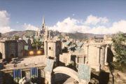 Энтузиаст воссоздал Штормград из World of Warcraft на движке Unreal Engine 4