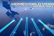 Анонсирована Homeworld Mobile