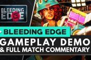 Более 11 минут геймплея сетевого экшена Bleeding Edge от авторов DmC и Hellblade