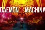 Трейлер к запуску ураганного меха-экшена Daemon X Machina в стилистике комиксов