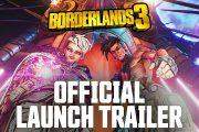 Очаровательный хаос под Queen в трейлере к скорому выходу Borderlands 3