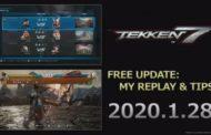 Tekken 7 получит функцию обучения 28 января