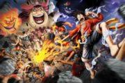 Трейлеры One Piece: Pirate Warriors 4 с подробностями о кооперативе и персонажах