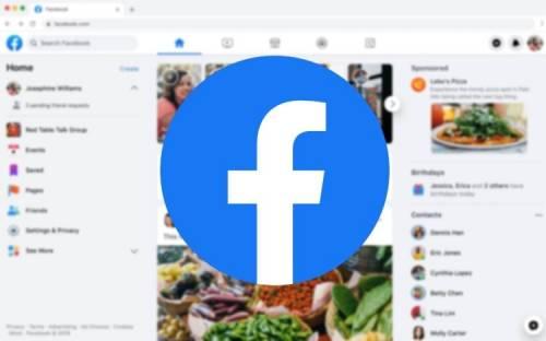 Новый дизайн Facebook стал доступен некоторым пользователям