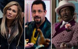 Почему Джей Ло, Адам Сэндлер, Эдди Мерфи и Аквафина остались без номинаций на «Оскар»?