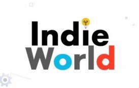 Nintendo подтвердила новый выпуск Indie World Showcase — его покажут завтра