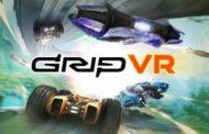 В GRIP: Combat Racing теперь доступен VR режим