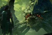 Видео: Вивьен Рейд и гигантский зубастый монстр в официальном трейлере нового выпуска Magic: The Gathering