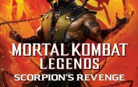 Легенды «Смертельной битвы»: Месть Скорпиона (2020)