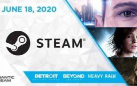 Detroit: Become Human, Beyond Two Souls и Heavy Rain скоро выйдут в Steam
