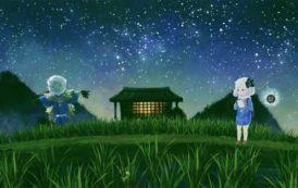 Представлено милое приключение в мистической японской деревне Sumire
