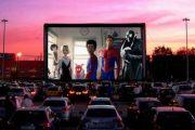 Кино во время пандемии: В Подмосковье откроют шесть бесплатных автокинотеатров