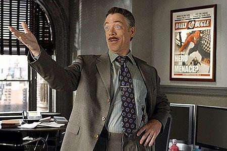 Дж. К. Симмонс может появиться в сиквелах «Человека-паука»