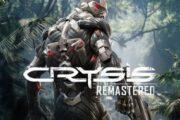 Crysis Remastered — перенесли, хотят все сделать в лучшем виде