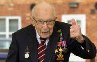 Про 100-летнего британца, собравшего миллионы на борьбу с коронавирусом, снимут фильм