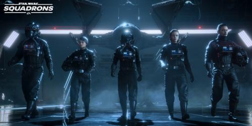 Первый взгляд на сюжетную кампанию Star Wars: Squadrons (видео)