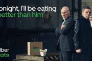 «Я мой отец»: Марк Хэмилл и Патрик Стюарт поспорили о помидорах в рекламе UberEats