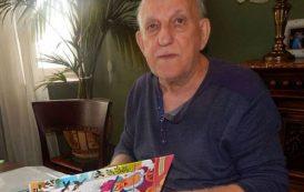 Умер детский писатель и создатель поросенка Фунтика Валерий Шульжик