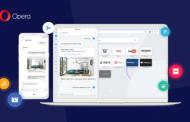 В новой версии Opera упрощена синхронизация между настольной и мобильной версиями браузера