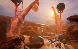 Гротескное выживание The Eternal Cylinder от авторов Rock of Ages не выйдет в 2020 году