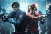 Netflix представила Леона и Клэр из нового сериала Resident Evil: Infinite Darkness