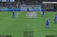 Мой лучший гол со штрафного в Pro Evolution Soccer