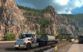 American Truck Simulator: Colorado — подробности, скриншоты, геймплей