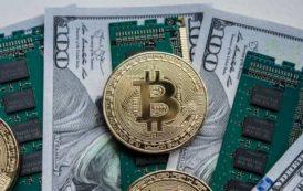 После взлёта — падение: биткоин рухнул почти на $3000