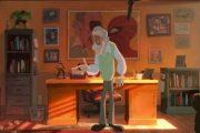 Видео: Стэн Ли много матерится в мультфильме по его реальной аудиозаписи
