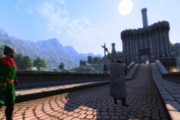 Видео: рассказ об окружении и заданиях в Skyblivion — фанатском ремейке TES IV: Oblivion на движке Skyrim